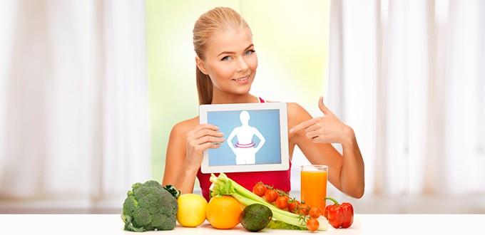 диета для похудения живота, похудение живота и боков, диета для похудения живота и боков
