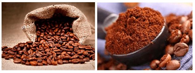 Обертывание для похудения с кофе