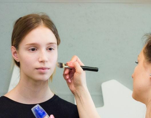 Вечерний макияж для карих глаз пошаговое фото