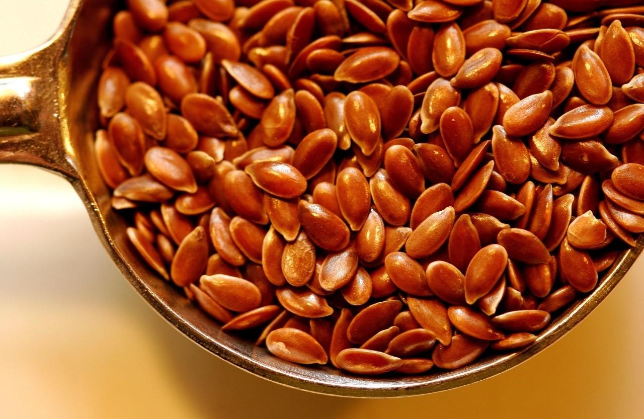 Маски из семян льна для лица