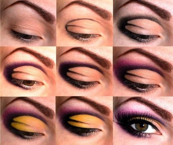 Как сделать глаза больше при помощи макияжаКак сделать глаза больше при помощи макияжа