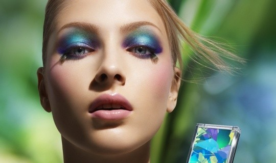 Бирюзовый макияж - фото-инструкции