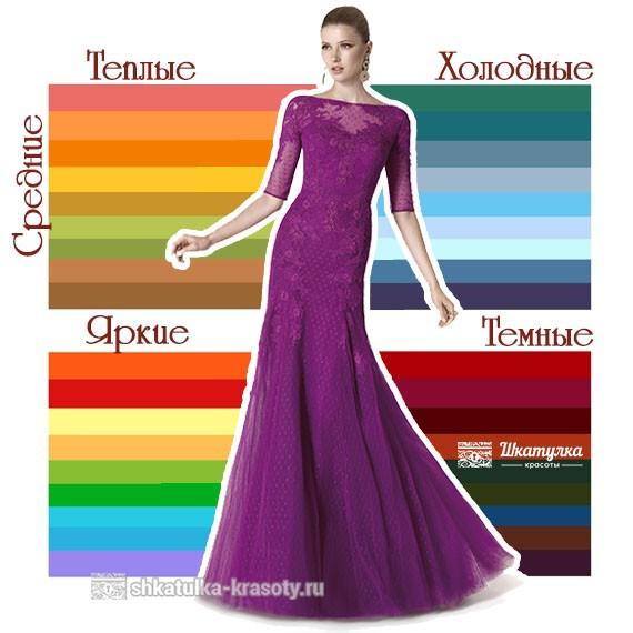 С чем сочетается сиреневый цвет в одежде фото