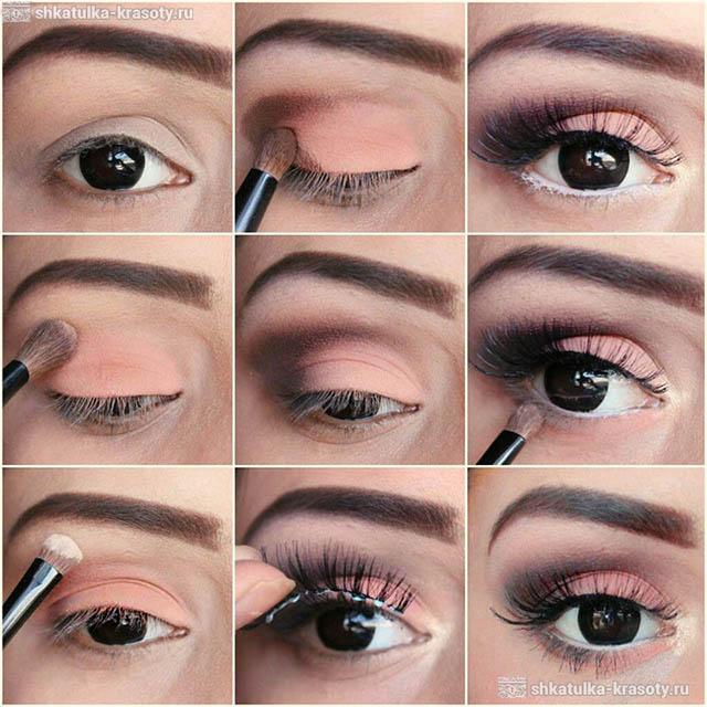 Матовый макияж- пошаговая техника нанесения matte makeup 80