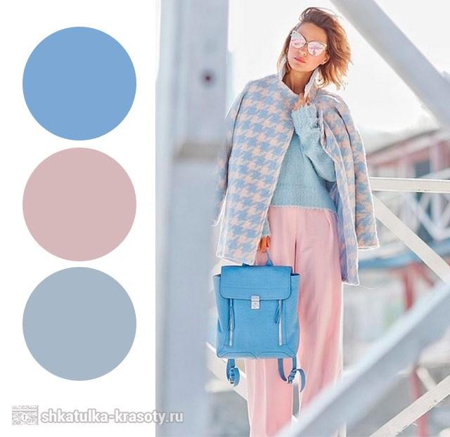 10 лучших сочетаний цветов в одежде, которые стоит взять на заметку в 2019 году