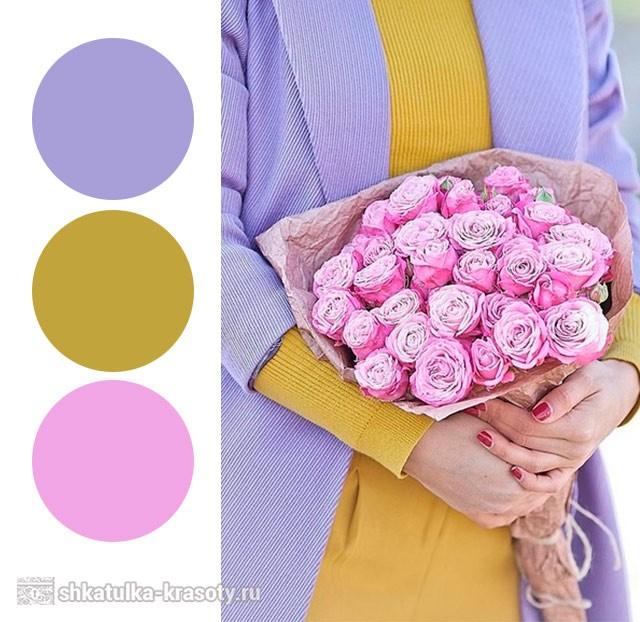 10 лучших сочетаний цветов