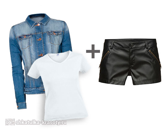С чем носить джинсовую куртку женскую - 150 фото, Шкатулка красоты