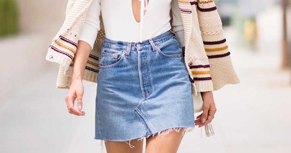 yubka-jeans-min Прямая джинсовая юбка – универсальная модель для любого гардероба