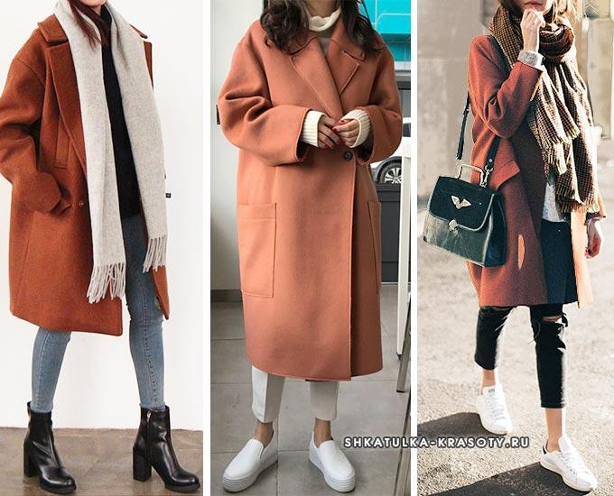 решения с кирпичным пальто