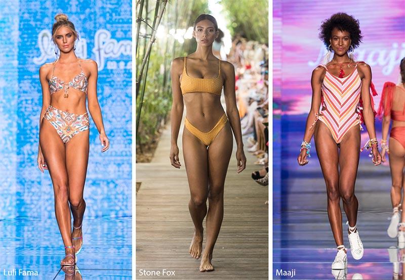 модные купальники 2019 с принтами