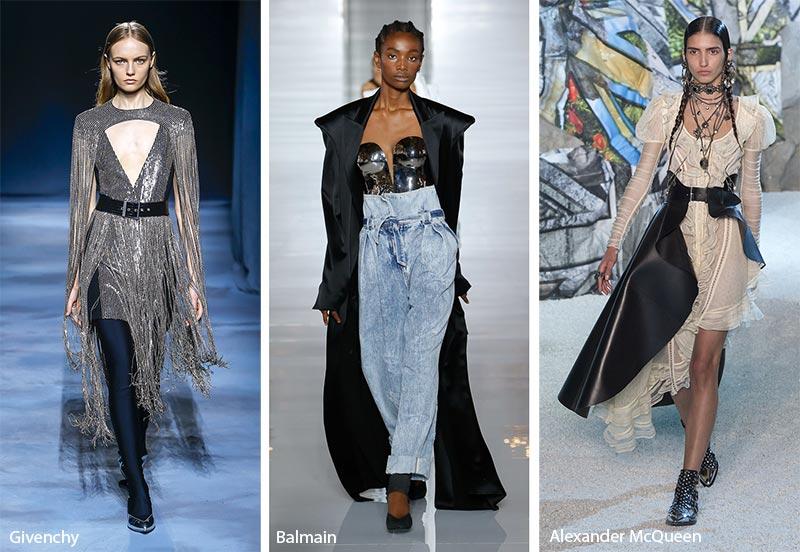 модные тенденции весна-лето 2019 Образ принцессы-воина