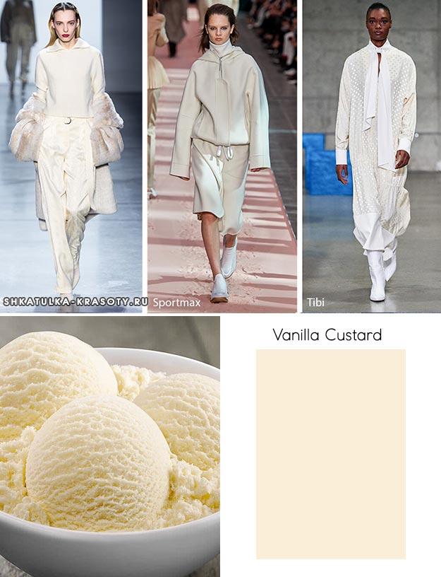 Vanilla Custard (Ванильный заварной крем)