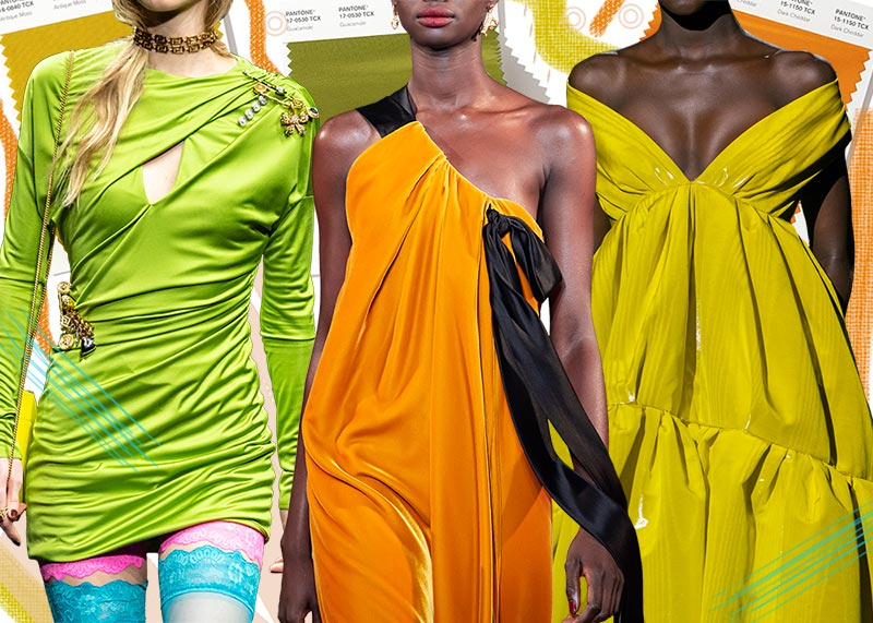 модные цвета осени зимы 2019 2020