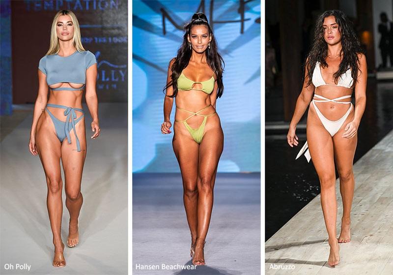 Модные купальники 2020