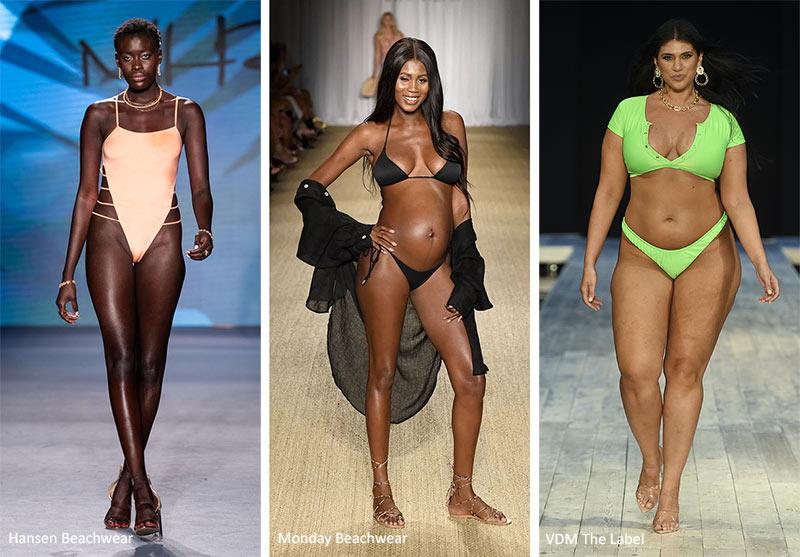 Модные купальники 2020 Каждое тело - это пляжное тело