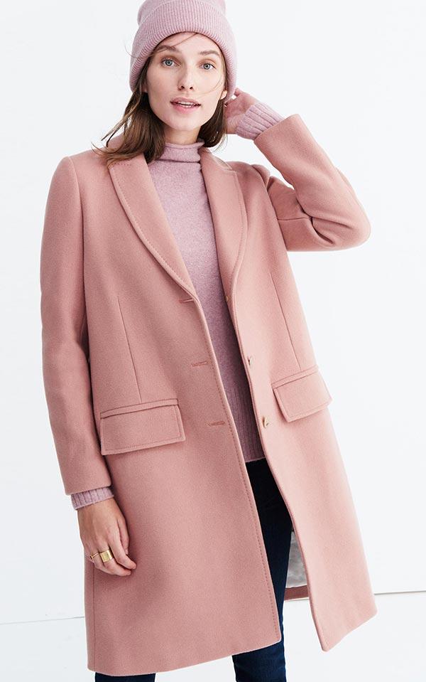 пальто-розовое