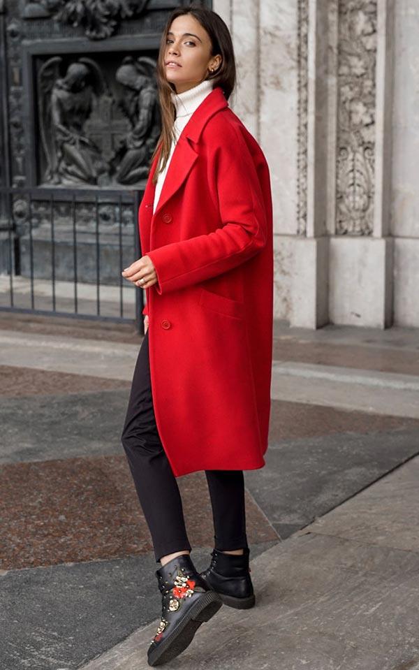 классическое красное