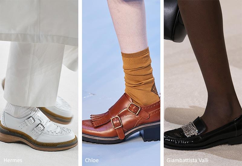 Тенденции обуви: мужская обувь