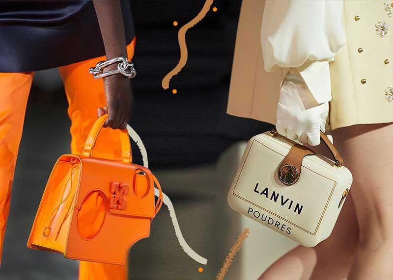 модные сумки осень-зима 2020-2021