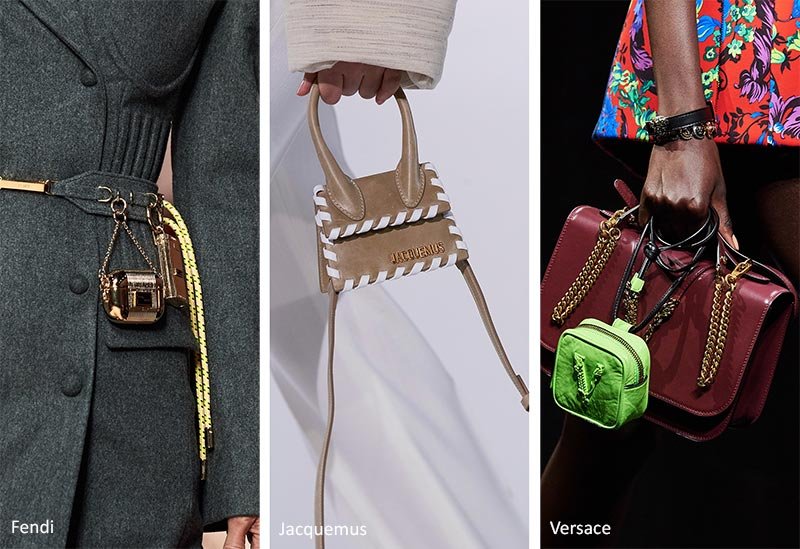 Модные микро-сумки