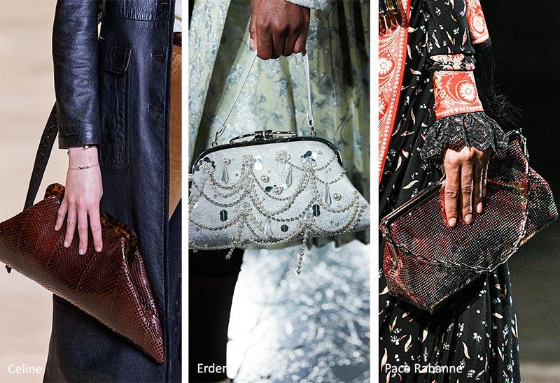 модные сумки осень-зима 2020-2021 - тренды