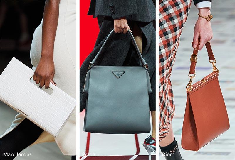 Модные сумки осень-зима 2020-2021 - профессиональные сумки Tote