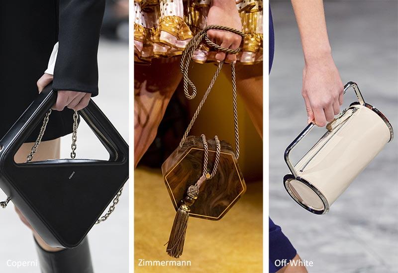 модные тренды среди сумок