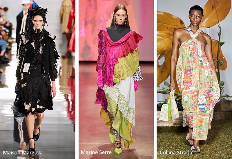 Осень / Зима 2020-2021 Модные тенденции: устойчивая мода