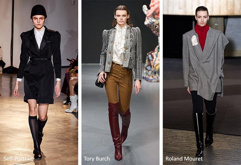 Модные тенденции осень-зима 2020-2021 - конная мода