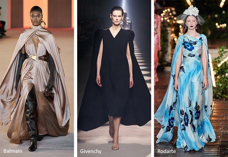 Модные тенденции (тренды) осень-зима 2020-2021 - платья с капюшоном
