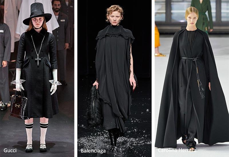 Осень / Зима 2020-2021 Модные тенденции: шикарная мода