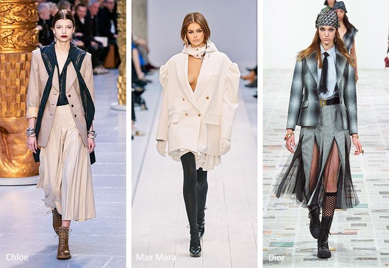 Модные тренды: плиссированные юбки
