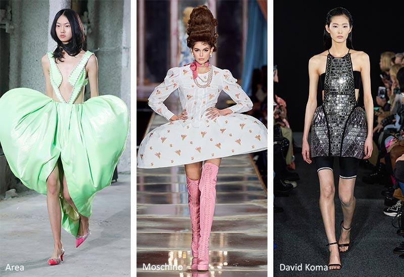 Осень / Зима 2020-2021 Модные Тенденции: Архитектурные Бедра