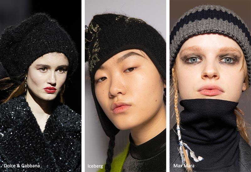 Модные шапки осень-зима 2020-21 - фото