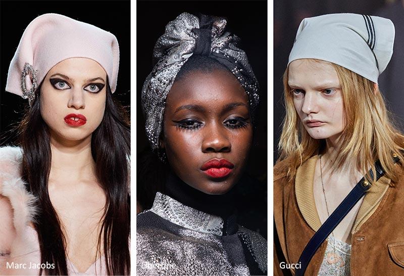 Модные тенденции среди шапок осени и зимы 2020-21