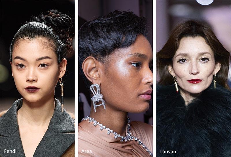 Модные аксессуары осень-зима 2020-2021 Ювелирные Тенденции: Объект Вдохновленные Серьги
