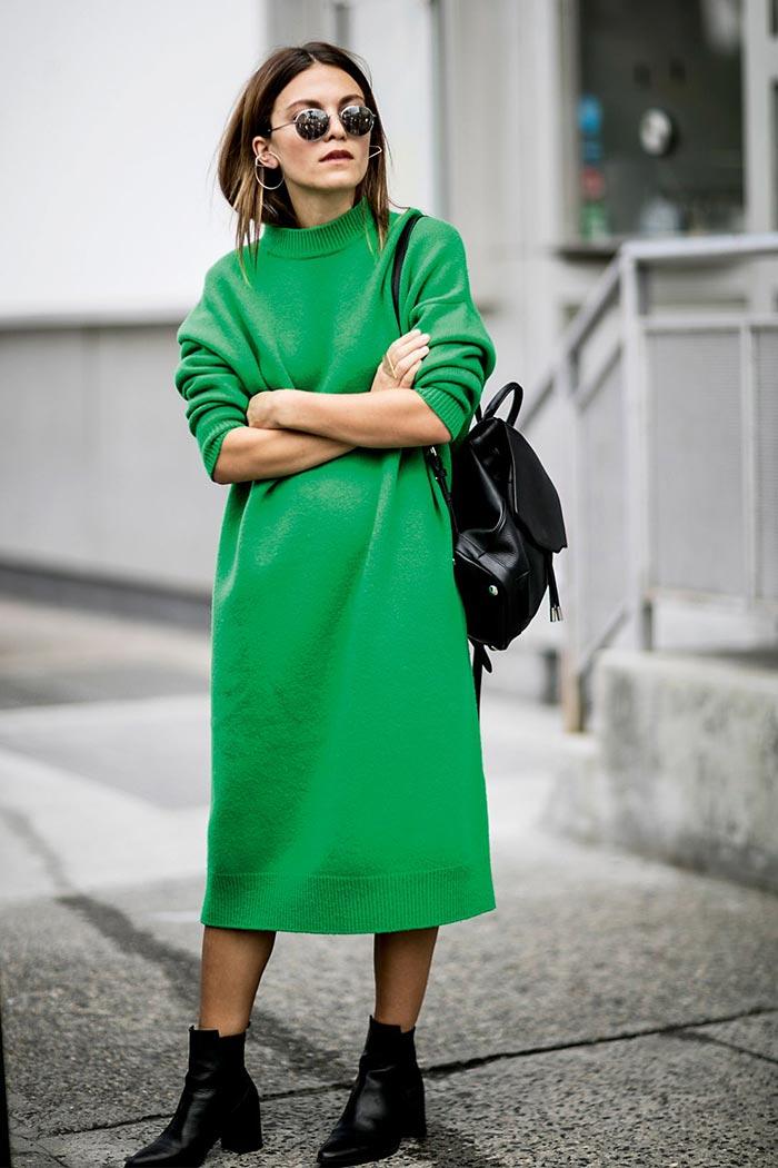 лук в зеленом оттенке